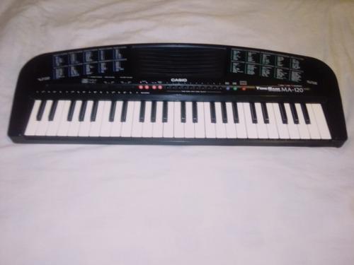 Teclado Piano Casio Tone Bank + Cargador + Precio De Regalo