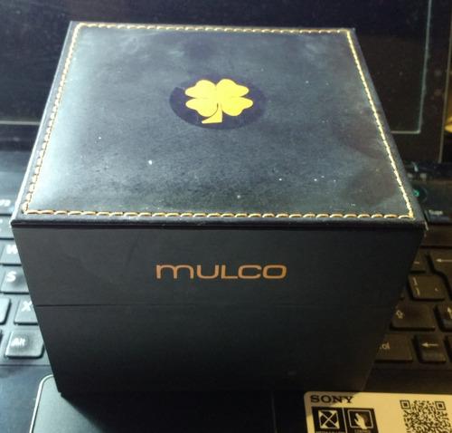 Caja Para Reloj Mulco