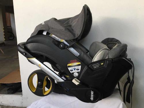 Coche Porta Bebé Y Base Para Carro