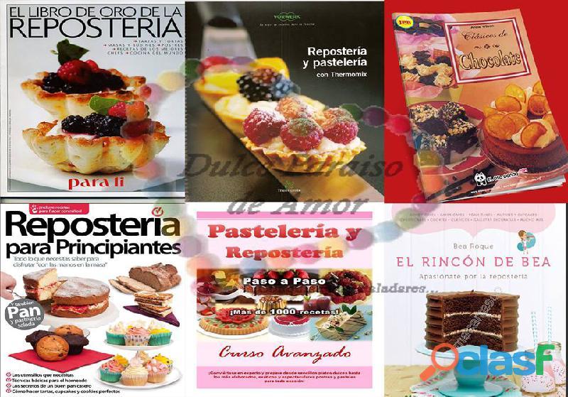 Curso Taller Libros Digitales de Repostería y Pastelería