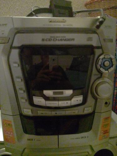 Equipo De Sonido Panasonic Usado 500 Wt