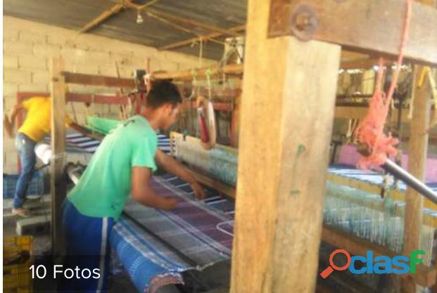 Hamacas Fabricadas o Tejidas en Aldea Artesanal De Tintorero