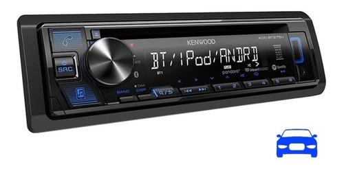 Kenwood Reproductor Kdc-bt275u + Instalación