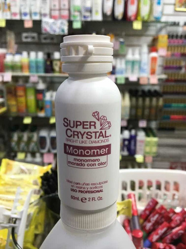 Líquido Monomero Para Uñas Súper Cristal. Oferta