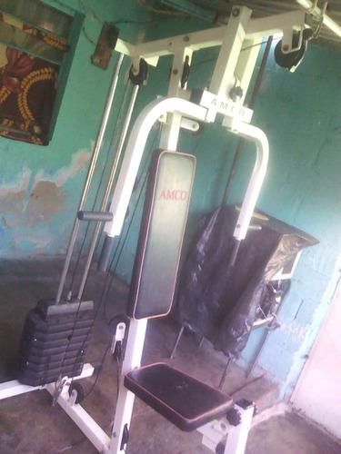 Multifuerzas Máquina De Ejercicios Con Pesas Para