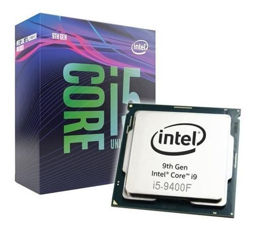 Procesador Intel I5 9400f 9th Generacion Nuevos Oferta