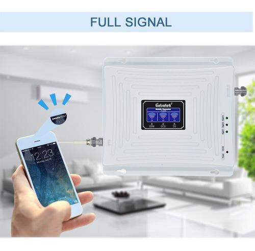 Amplificador De Señal Celular Gsm/lte/4g Punto De Venta