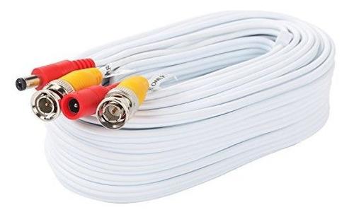 Bnc Cable Alimentacion Para Camara Video Todo Uno Do