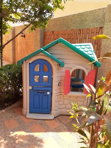Casa De Juegos Para Niños Little Tikes