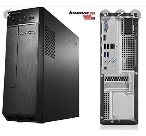 Computadora Pc Lenovo Idea H30-50 4gb 500gb (439usd) Nuevas!