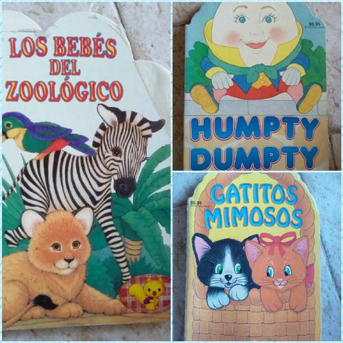 Cuento Infantil (niños) Sobre Animales, Gatitos, Zoológico