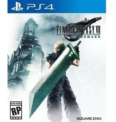 Juego Final Fantasy 7 Remake Ps4 Fisico Ff Vii Res 3