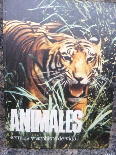 Libro De Animales Formas Y Ambitos De Vida