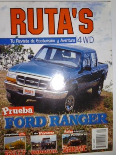 Lote De 3 Revistas Ruta´s, En Físico