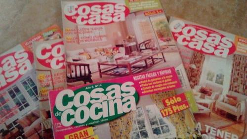Revistas De Decoración Cosas De Casa
