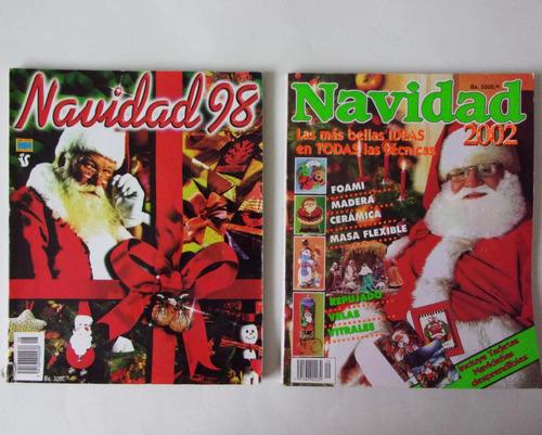 Revistas De Manualidades De Navidad. Precio Por Cada Una