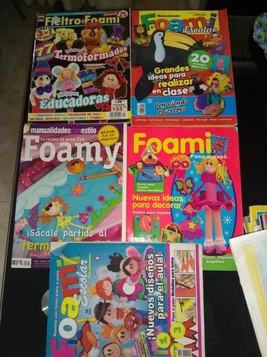 Revistas De Manualidades Foami