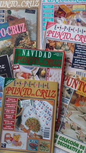 Revistas Punto De Cruz Y Todo En Manualidades