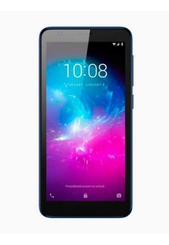 Telefono Celular Zte Blade L8 Blue Golf Black 16gb 1gb Ram