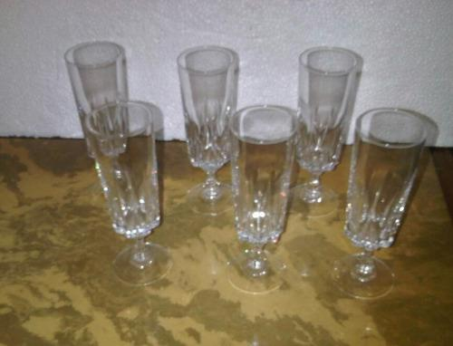 Copas De Cristal Bohemia