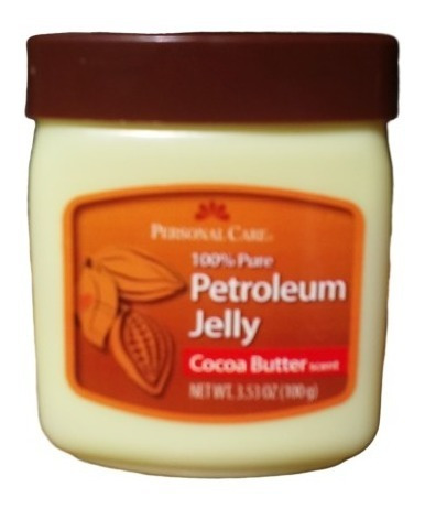 Petroleum Jelly (vaselina) Combo De 2 Potes, 100 Grs C/u