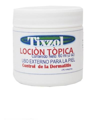 Tixzol 60 Gr, Loción Tópica Para El Control De La