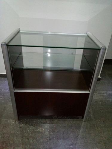 Vitrina De.madera Y.vidrio