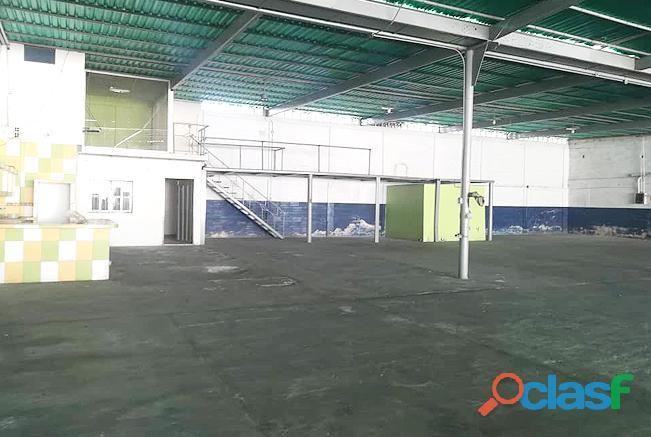 Alquiler Galpón Abierto en Zona Industrial La Unión YGL8