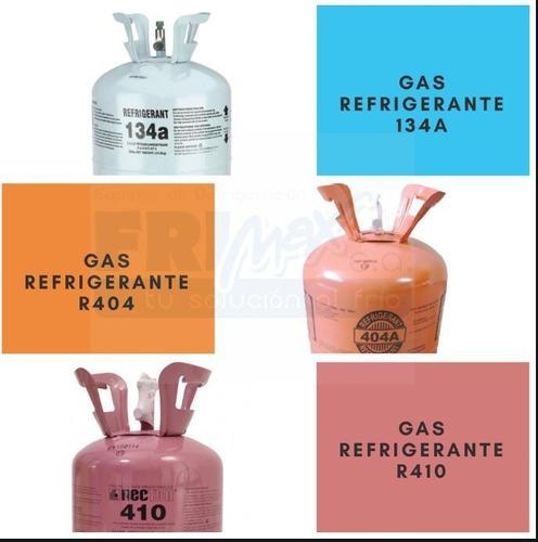 Cilindros De Gas Refrigerante 410a / 404a / 134a / R12