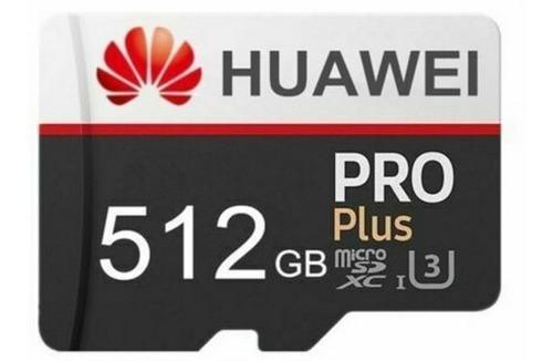 Memoria 512gb Micro Sd Clase 10 Huawei Pro Original