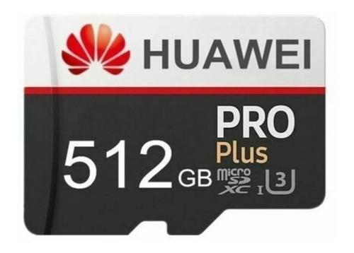 Memoria Micro Sd Huawei 512gb Pro Plus Nueva 30verdes