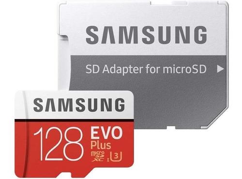 Memoria Micro Sd Samsung Evo Plus 128gb Tienda Física