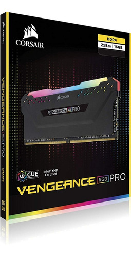 Memoria Ram Corsair Vengeance Rgb Pro 2x8gb 16gb mhz