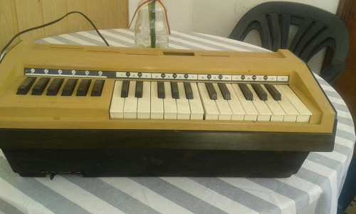 Piano, Organo Electrico Ideal Para Tu Niño