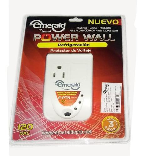 Protector De Voltaje 110v Refrigeración Nevera