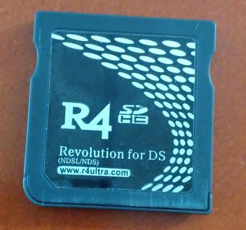 R4 Para Nintendo Ds Y Nintendo Ds Lite, 2gb De Memoria