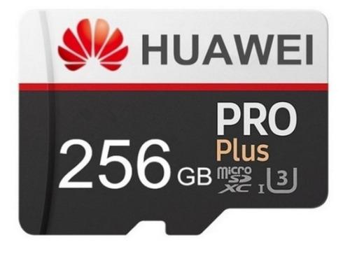 Tarjeta De Memoria Micro Sd 256 Gb Huawei + Adaptador Usb