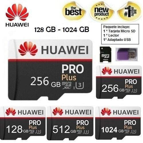 Tarjeta De Memoria Micro Sd  Gb Huawei Pro 1 Tb Original