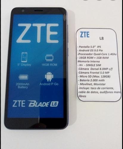 Teléfono Celular Android Zte Blade L8