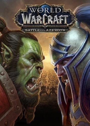 Wolrd Of Warcraft Battle For Azeroth Bfa Exp En Oferta