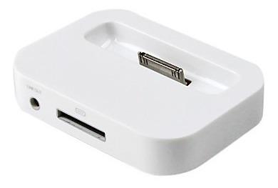 Base De Carga Cargador Para iPod Y iPhone 2g 3g 3gs 4 4s