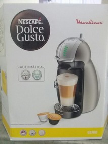 Cafetera Nescafe Dolce Gusto Genio 2 Titanium