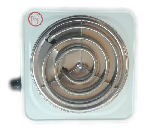 Cocina Eléctrica Una Hornilla 110v w
