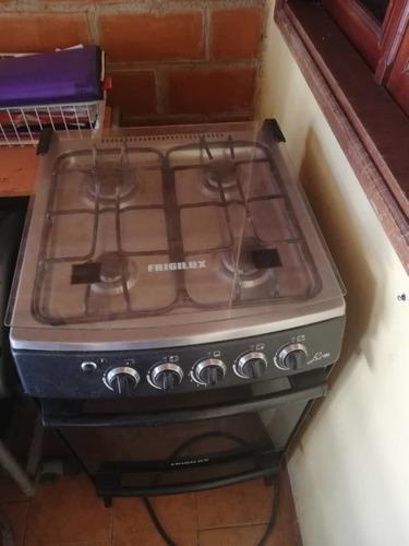 Cocina Frigilux 4 Hornillas Con Bombona De Gas