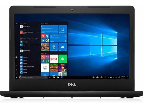 Laptop Dell Inspiron  Coreig1 4gbram/128ssd W10