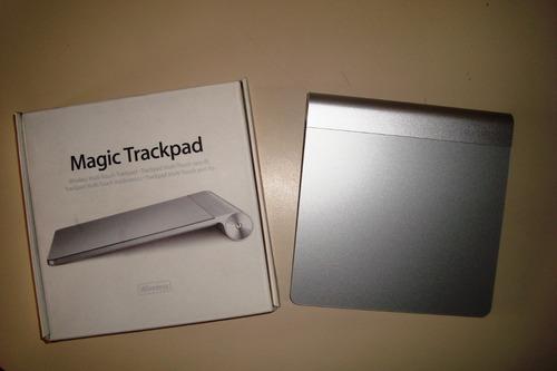 Magic Trackpad Apple Modelo A Con Muy Poco Uso