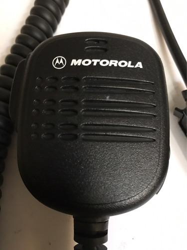 Micrófono De Palma Original Motorola Pro Nuevo