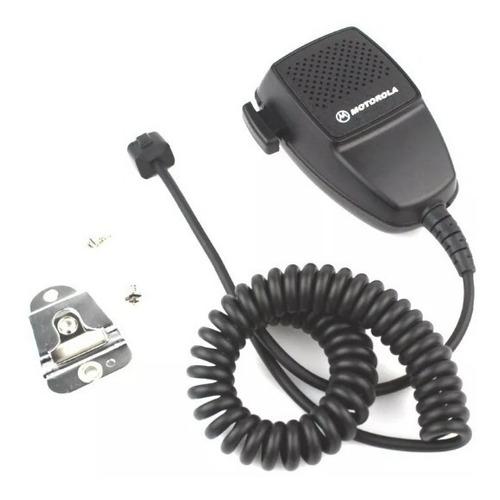 Micrófono Para Estación Base Motorola Pro