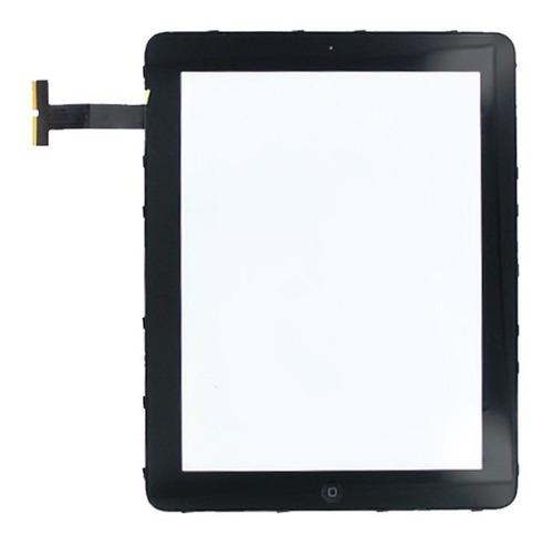 Táctil Mica Apple iPad 1 A A Wifi 3g Boton Y Marco