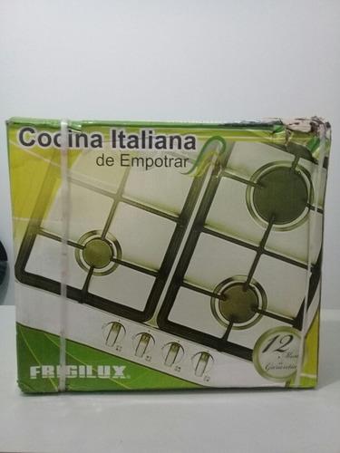 Tope De Cocina A Gas Frigilux
